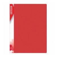 Album ofertowy OFFICE PRODUCTS A4 40 koszulek czerwony