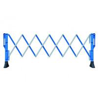 Barierka ostrzegawcza JSP Xpanda niebiesko-biała