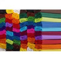 Bibuła marszczona Happy Color 50x200cm jasnozielona 10 rolek