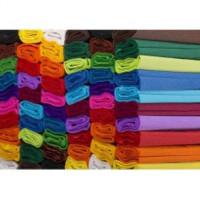 Bibuła marszczona Happy Color 50x200cm ruda 10 rolek