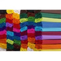 Bibuła marszczona Happy Color 50x200cm seledynowa 10 rolek
