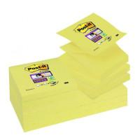 Bloczek samoprzylepny Post-it Z-Notes żółte 1szt.