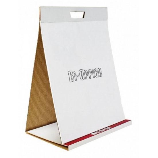 Blok do flipcharta BI-OFFICE samoprzylepny 20 kartek gładki