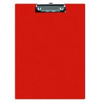 Deska z klipem Q-connect A5 czerwona