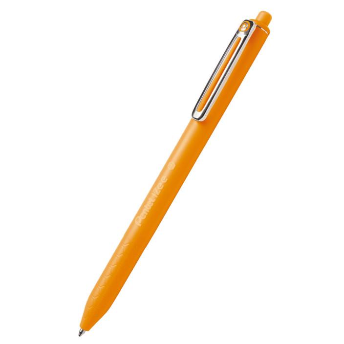 Długopis automatyczny PENTEL BX467 iZee pomarańczowy