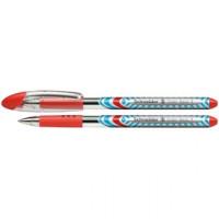 Długopis SCHNEIDER SLIDER BASIC F czerwony