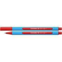 Długopis SCHNEIDER Slider Edge, M, czerwony