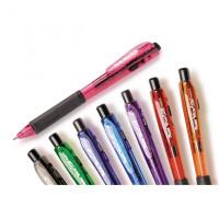 Długopis żelowy PENTEL K437CR zielony
