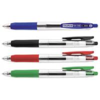 Długopis żelowy TAURUS TDA-1300 czerwony