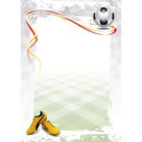 Dyplom Galeria Papieru 170 g/m2 Football 25ark.