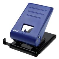 Dziurkacz EAGLE 837XL 40 kartek niebieski 110-1049