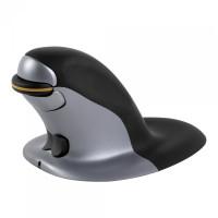 Ergonomiczna mysz pionowa FELLOWES Penguin - bezprzewodowa średnia