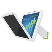 Etui LEITZ Complete z poziomym filtrem prywatyzującym do iPada/iPada 2 białe