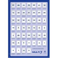 Etykiety uniwersalne MULTI 3 AP10491 52,5x21,5mm 100ark.