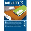 Etykiety uniwersalne MULTI 3 AP10501 99,1x139mm 100ark.