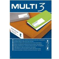 Etykiety uniwersalne MULTI 3 AP10504 199,6x289,1mm 100ark.