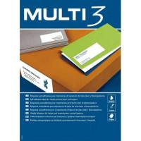 Etykiety uniwersalne MULTI 3 AP4701 64,6x33,8mm 100ark.