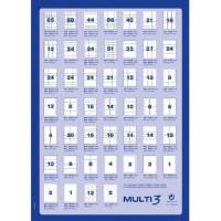 Etykiety uniwersalne MULTI 3 AP4704 70x37mm 100ark.