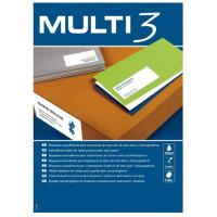 Etykiety uniwersalne MULTI 3 AP4706 97x42,4mm 100ark.