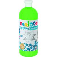 Farba Carioca tempera 1000 ml jasny zielony