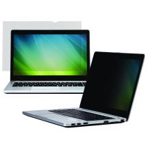 Filtr prywatyzujący 3M bezramkowy do laptopów 16:9 15,6'' czarny