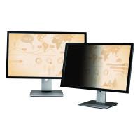 Filtr prywatyzujący 3M do monitorów 16:9 23'' czarny PF23.0W9