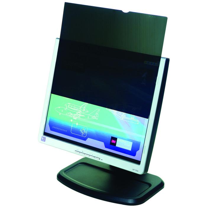 Filtr prywatyzujący 3M do monitorów 16:9 23,8'' czarny PF23.8W9