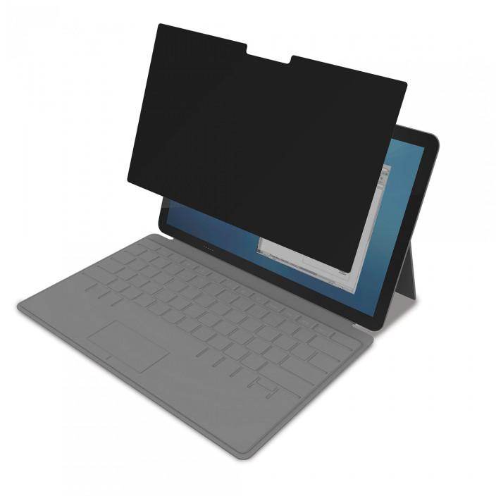 Filtr prywatyzujący Fellowes na ekrany dotykowe do laptopów Microsoft Surface Pro 3 i 4