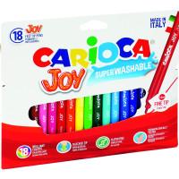Flamastry UNIVERSAL CARIOCA Joy 12szt.