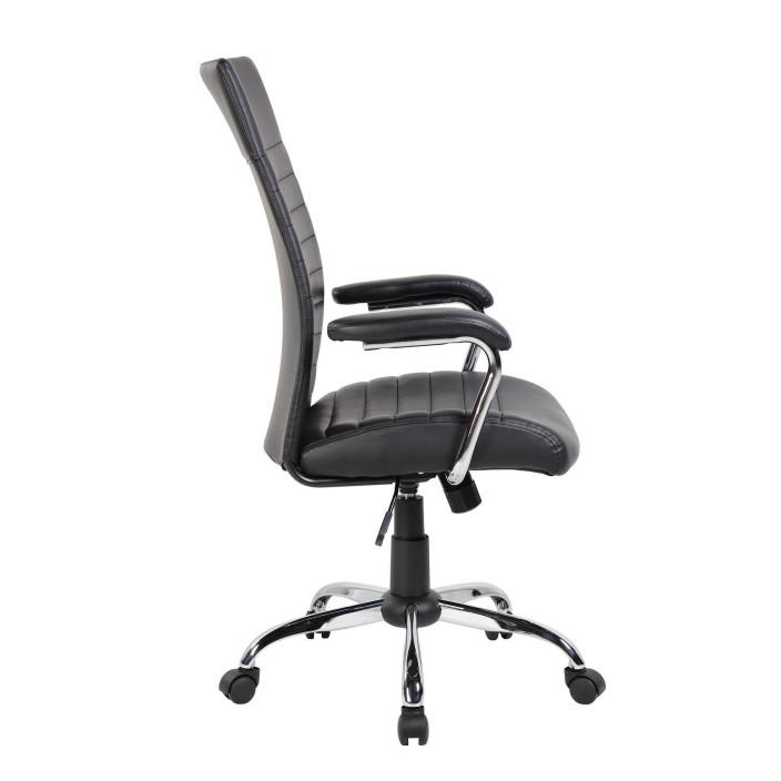 Fotel biurowy Office Products IBIZA czarny