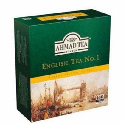 Herbata ekspresowa AHMAD English Tea No1 100szt.