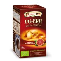 Herbata ekspresowa BIG-ACTIVE Pu-Erh grejfrutowa 30szt.