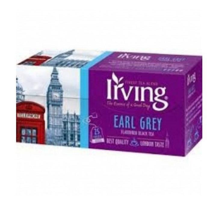 Herbata ekspresowa IRVING Earl Grey 25szt.