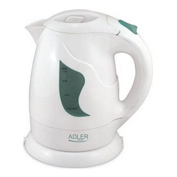 Czajnik ADLER AD 08 1l biały