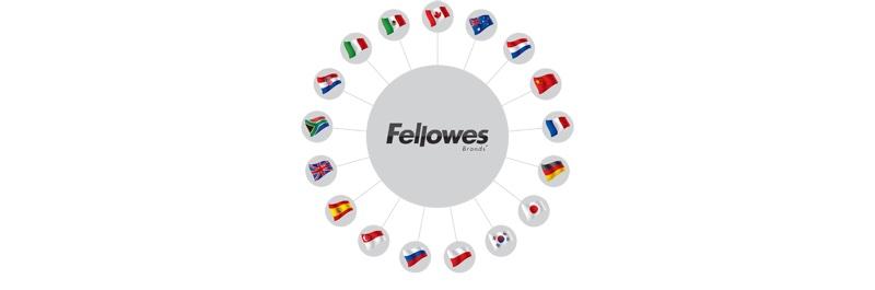 Fellowes na świecie