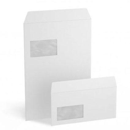 koperta C4 biała
