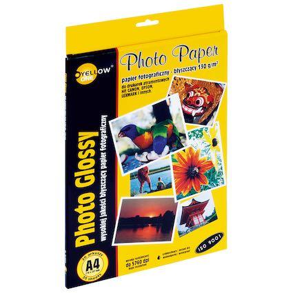 papier fotograficzny yellow one A4