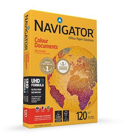 papier do drukarki A3 ryza papieru 120g Navigator