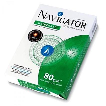 papier do drukarki Navigator ryza papieru 80g