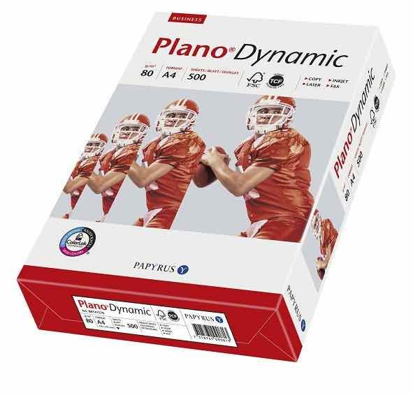 papier do ksero biały 80g ryza papieru Plano Dynamic