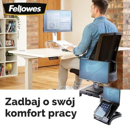 podpórka do laptopa Fellowes zadbaj o komfort pracy