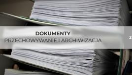Jak przechowywać dokumenty?