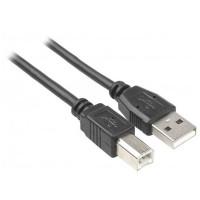 Kabel USB 2.0 A-B MCAD 1,8m