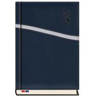 Kalendarz książkowy Ambasador MiP Klasyczny A4 1dz/1st granatowy