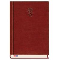 Kalendarz książkowy MiP Senator A5 1dz/1st bordo
