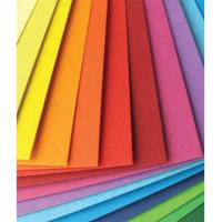 Karton kolorowy Happy Color B2 marchewkowy
