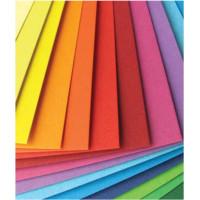 Karton kolorowy Happy Color B2 mocny róż