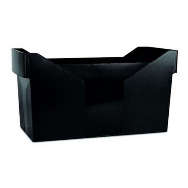 Kartoteka DONAU na teczki zawieszane czarna