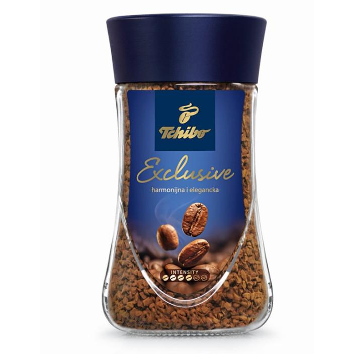 Kawa rozpuszczalna TCHIBO Exclusive 200g