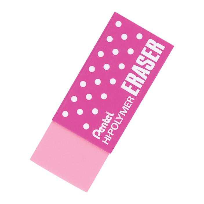 Kolorowa gumka ołówkowa PENTEL ZEH-05CM mix kolorów 1szt.